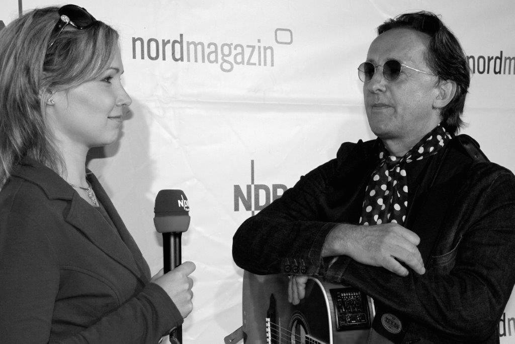 NDR 1 Interview mit Kathrin Feistner u AMW